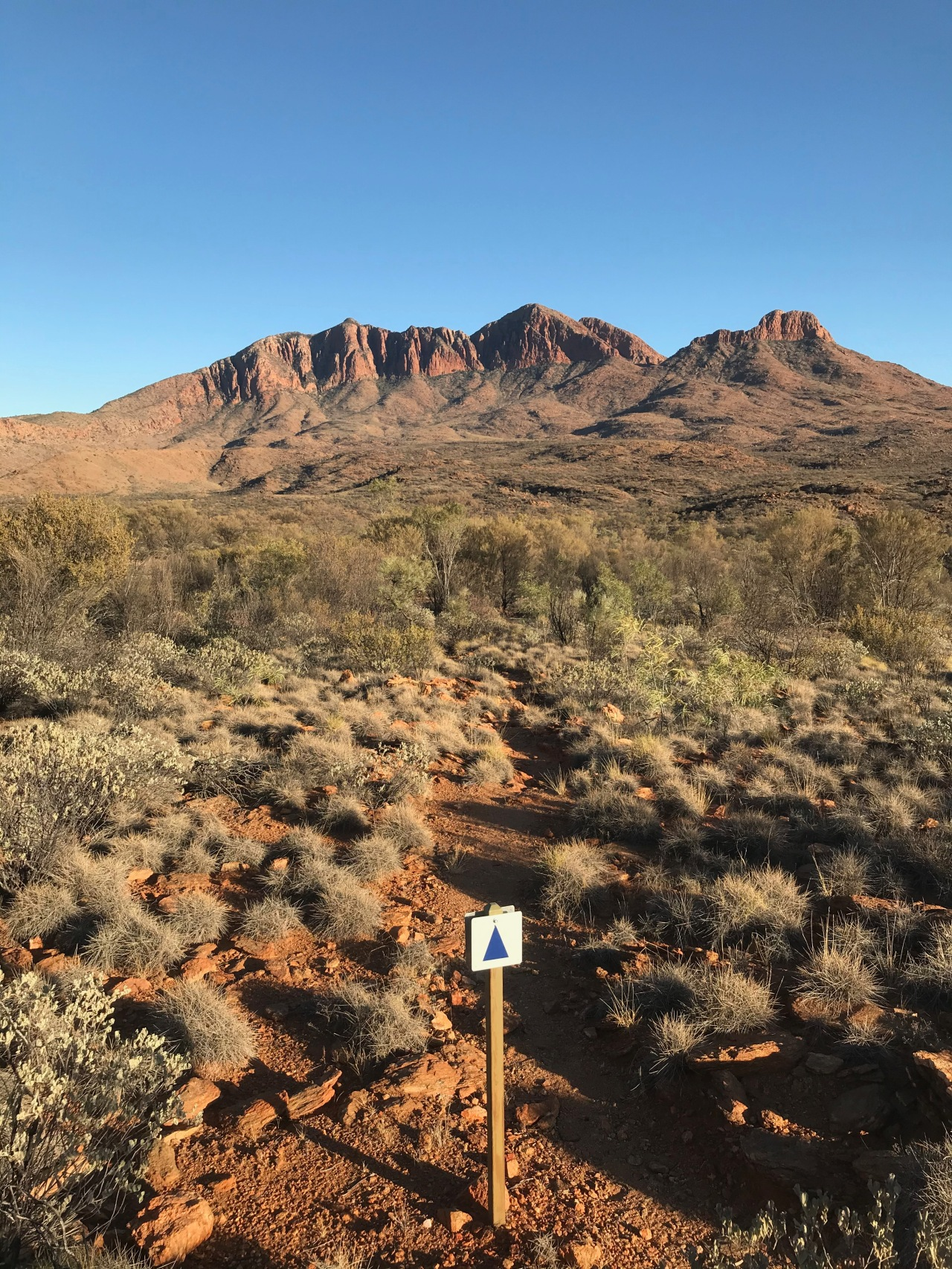 A walk through the Red Centre